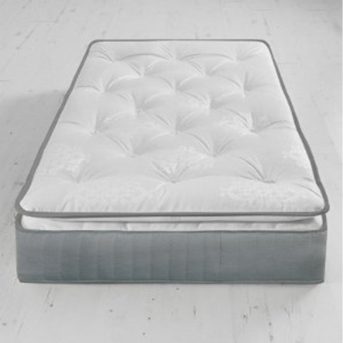 Deluxe 800 Pillow Top Pocket Mattress - King