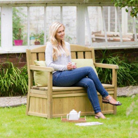 Caroline Bench With Storage Box