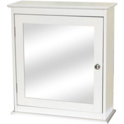 Azure Single Cabinet - White