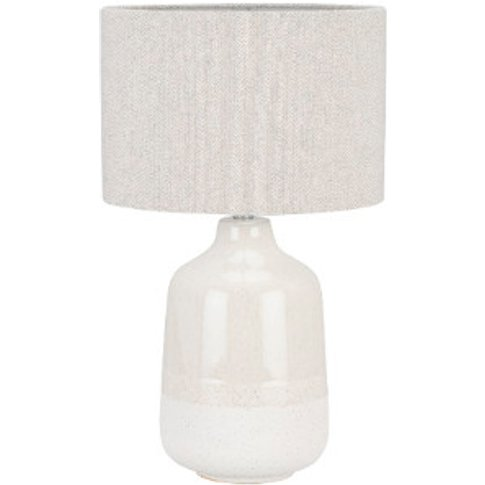 Kroft Ceramic Table Lamp