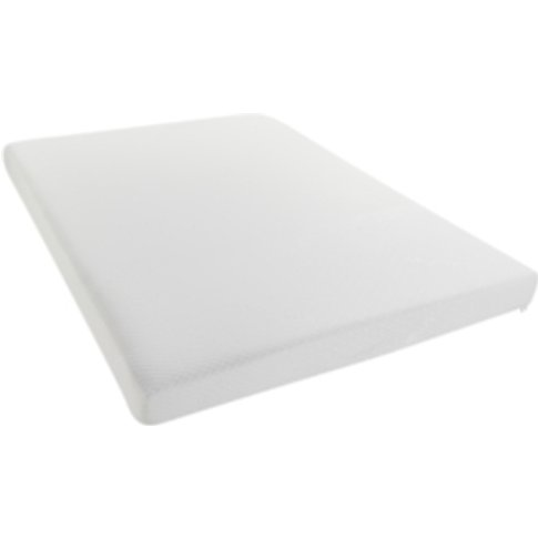 Anti-Allergy Deluxe Rolled Mattress - White / Double