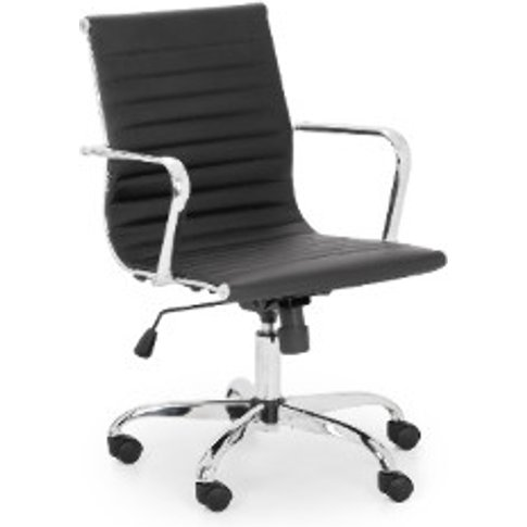 Gio Office Chair - Black