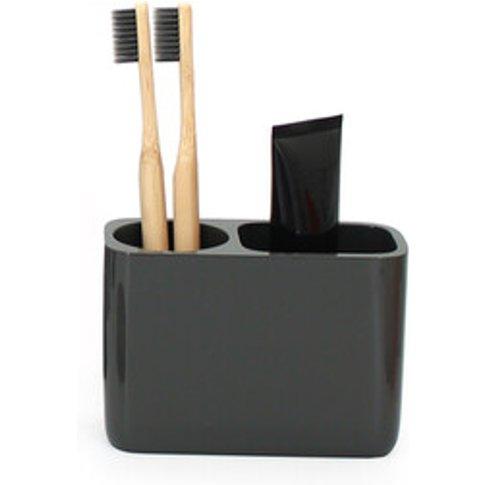 Dark Platinum Toothbrush Holder