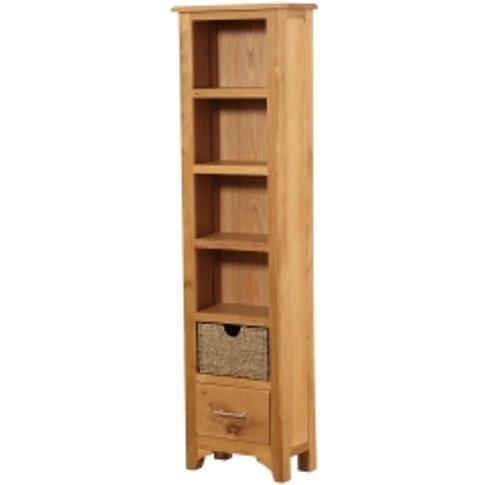 Kansas Slim Bookcase