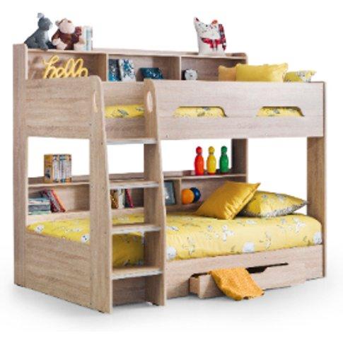 Orion Bunk Bed - Oak