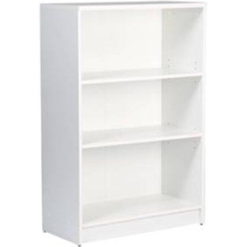Designa Bookcase - White / 111cm