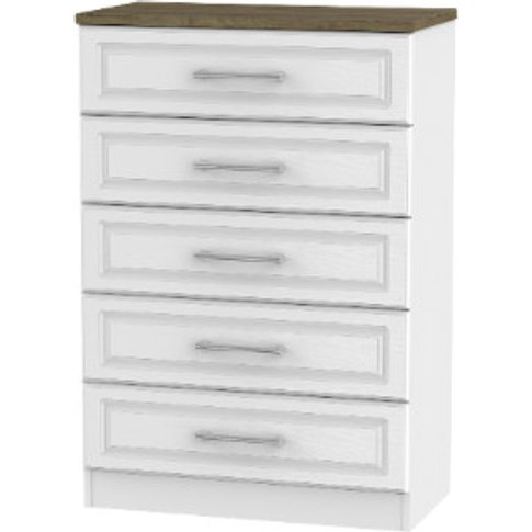 Elmley Five Drawer Chest