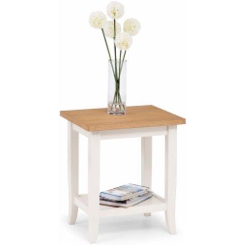 Davenport Lamp Table