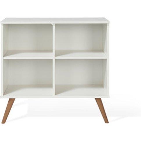 Tommi Open Sideboard - Alpine White
