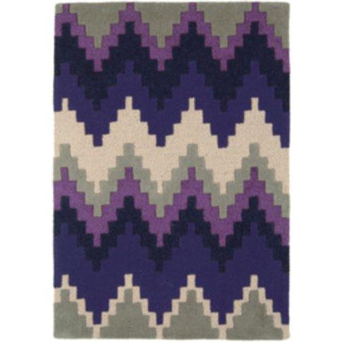 Matrix Cuzzo Rug - Purple / 230cm