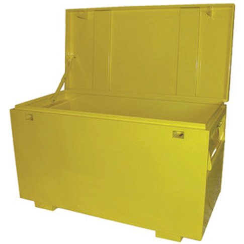 Hilka Site Van Truck Storage Box2 - Yellow