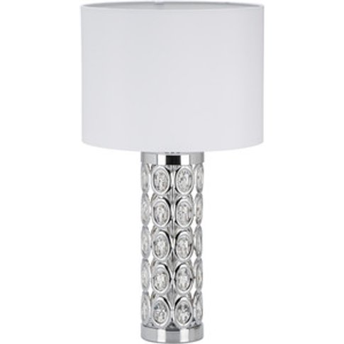 Christina Crystal Table Lamp