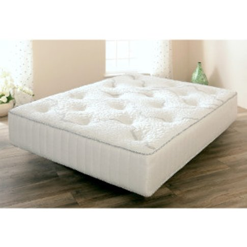 Aloe Vera Orthopedic Support Medium Mattress - King