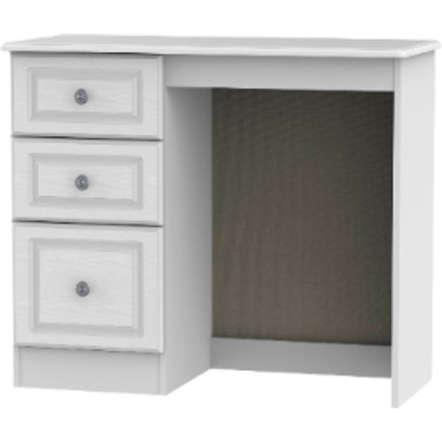 Pembury Vanity Dressing Table - White