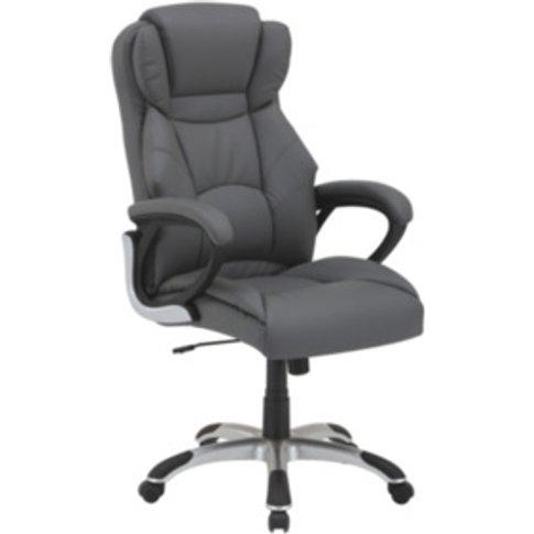 Jupiter Office Chair - Grey
