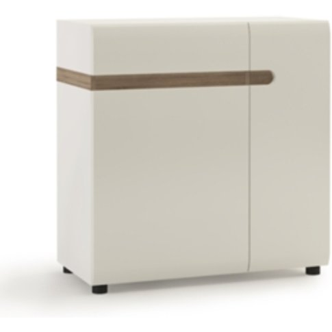 Lecce Small One Drawer Two Door Sideboard