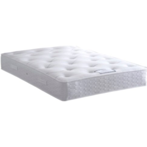 Cannes Luxury 1000 Pocket Mattress - White / Single