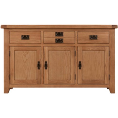 Kinsale Three Drawer Three Door Sideboard