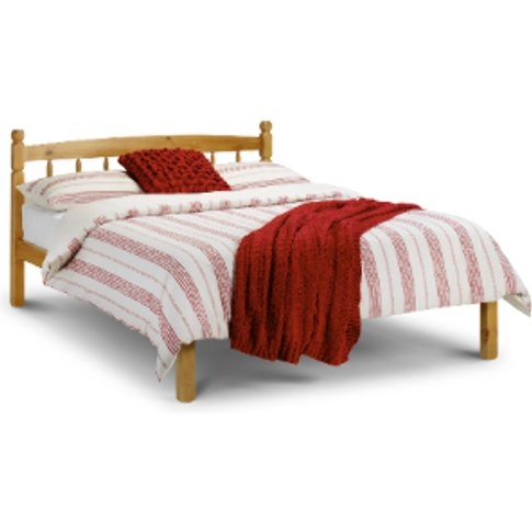 Pickwick Bed Frame - Pine / Double