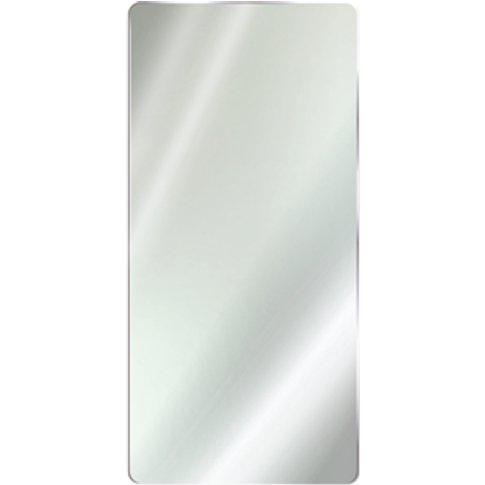 Towelrads Vetro Wet Frame Radiator - Mirror - Mirror