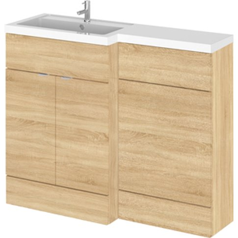 Jonas & James Mills Combination Vanity Unit - Natura...