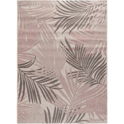 Palm Tree Indoor-Outdoor Rug - 230cm