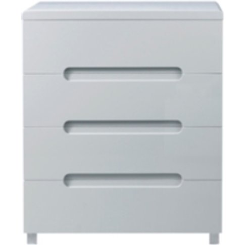 Blanco Chest Of Drawers - Grey