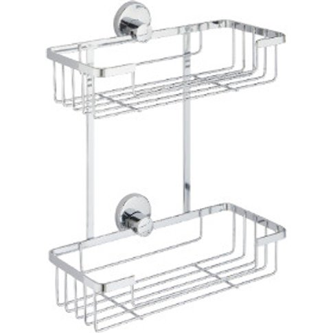 Kensington Bathroom Storage Rack