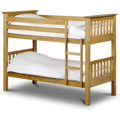 Barcelona Bunk Bed - Pine