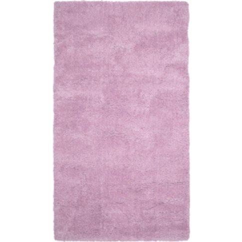 Teddy Soft Rug - Baby Pink / 170cm