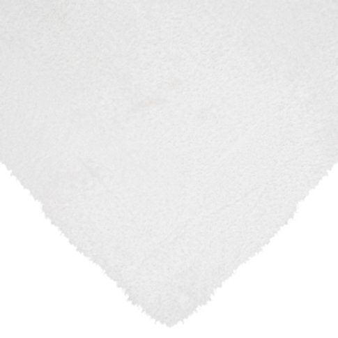Super Soft Rug - Polar White / 120cm