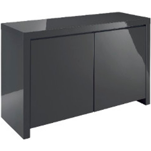 Puro Sideboard - Charcoal