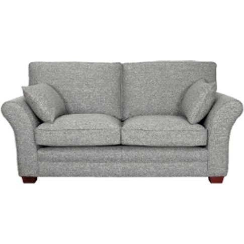 Bronte Two Seater Sofa - Smoke