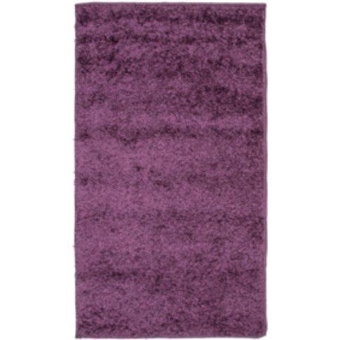 Emily Rug - Purple / 160cm