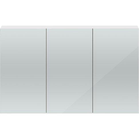 Jonas & James Mirror Cabinet - Gloss White