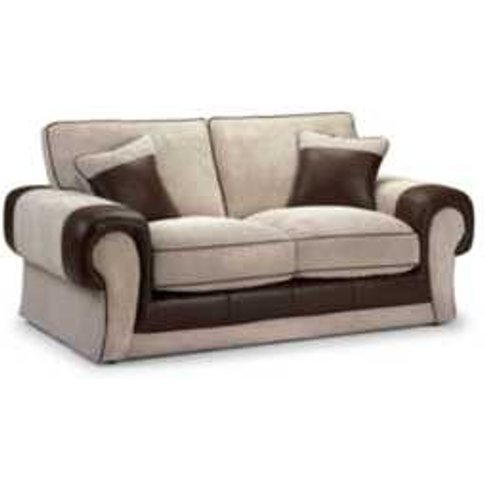 Tango Two Seater Sofa - Brown / Mocha
