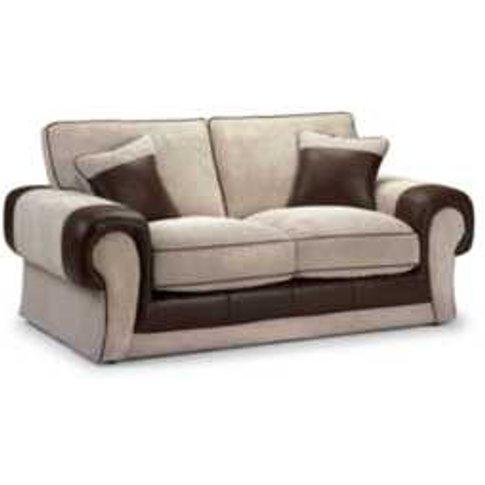 Tango Two Seater Sofa - Brown / Mocha
