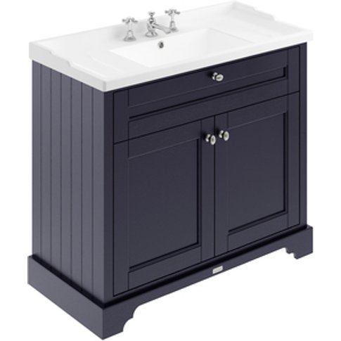 Jonas & James Chilworth Basin And Cabinet With Doors...
