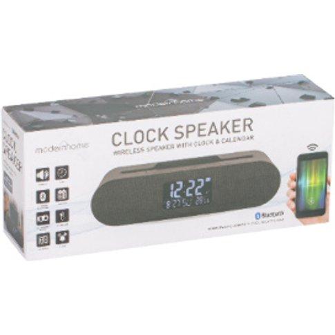 Modern Home Wireless Speaker With Clock And Calendar...