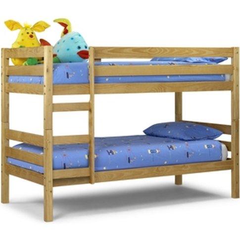 Wyoming Bunk Bed - Pine