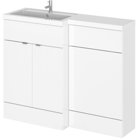 Jonas & James Mills Combination Vanity Unit - Gloss ...
