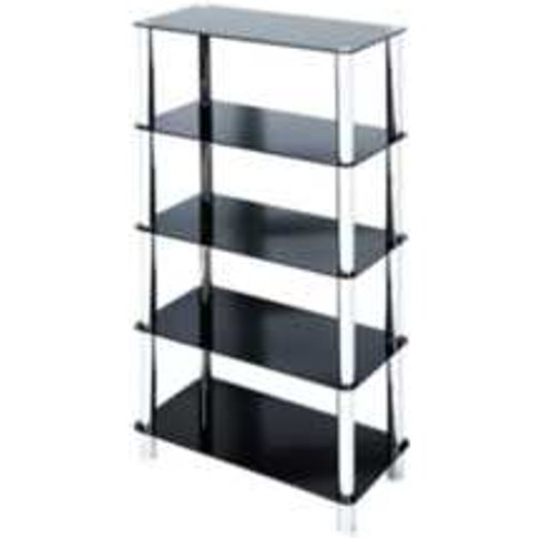 New Milano Five Tier Shelving Unit