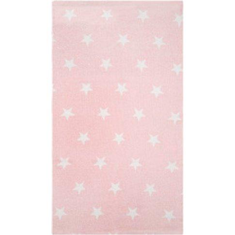Stars Rug - Pink