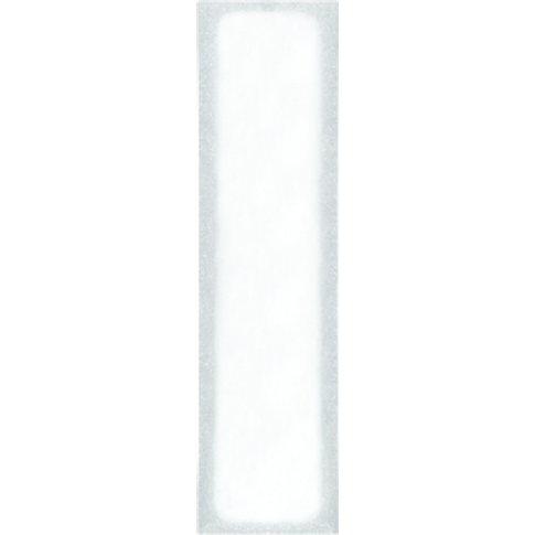 Full Length Shimmer Glitter Mirror - Silver