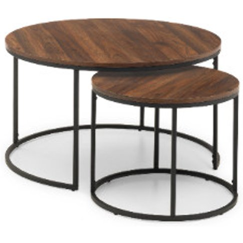 Hanley Round Nesting Coffee Table