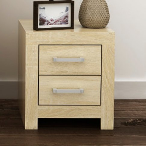 Abbot Bedside Table