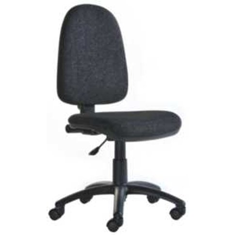 Bilboa High Back Office Chair - Black