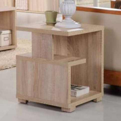 Apollo Side Table - Oak
