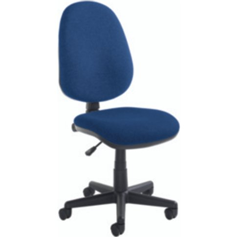 Bilboa High Back Office Chair - Blue