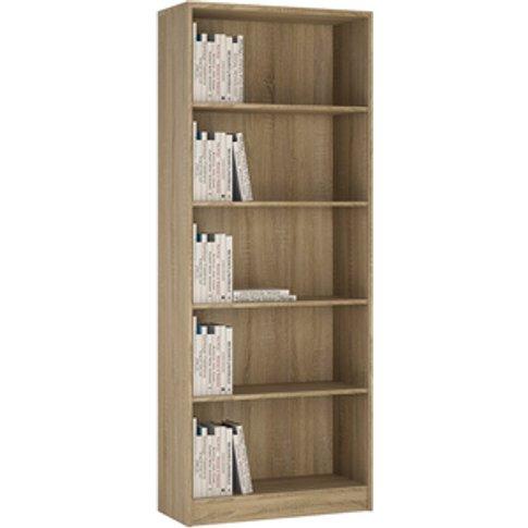 Designa Tall Wide Bookcase